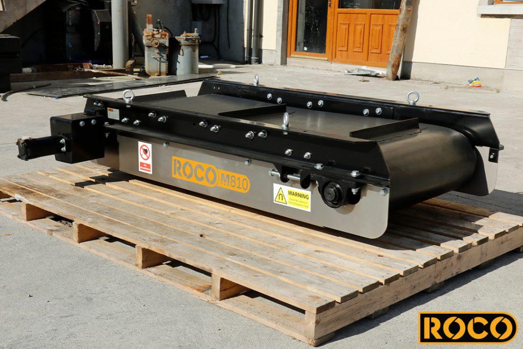 Roco M810 Overband Hydraulic Magnet