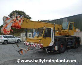 ppm 350 mobile crane