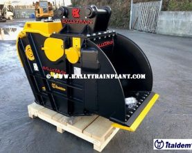 Italdem GF20 Crushing bucket