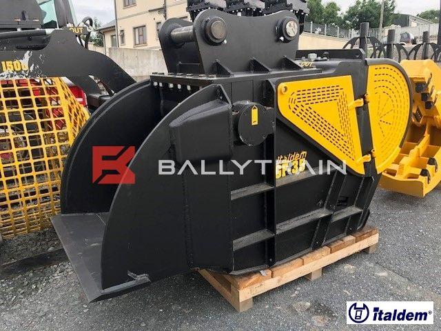 Italdem GF35 Crushing bucket (20-30T) €35,000