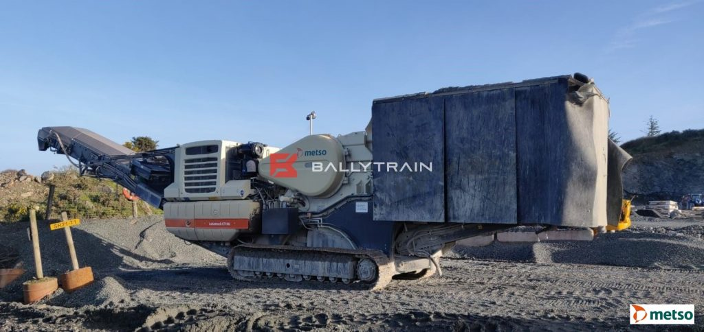 Metso Lokotrack LT106 2018 1300hrs!! Turbo Diesel engine