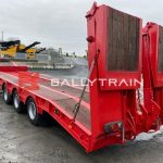 King GTS44-3 Tri-axle Low Loader