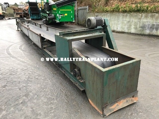 Static Conveyor 13m long