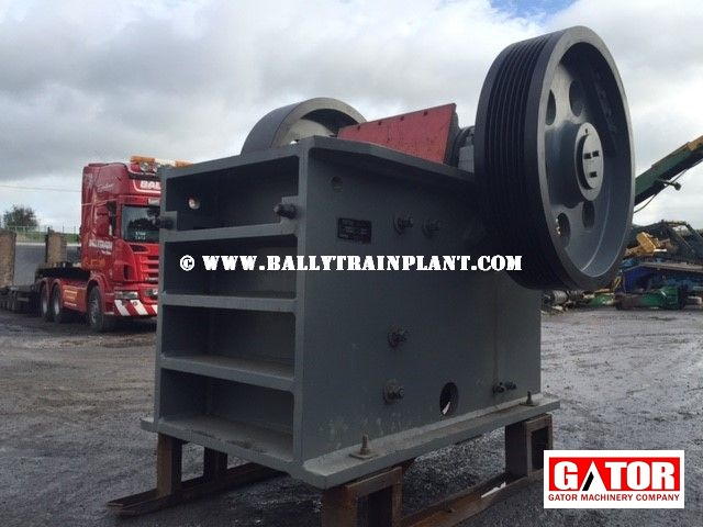 GATOR PE 2030 Jaw Crusher