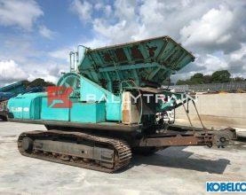Kobelco KMC200 Tracked Jaw Crusher