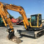 Hyundai 80CR-9 Digger Sold