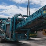 Powerscreen 1400 Sold