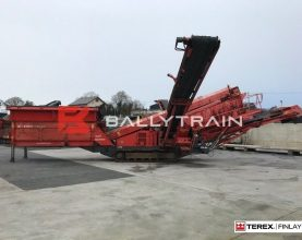 Finlay 683 Supertrak Screener
