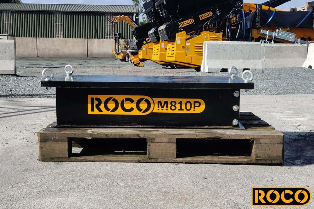 Roco M810P Permanent Magnet Block