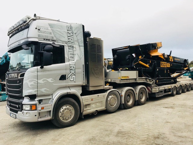 ROCO T80 Stacker Sold