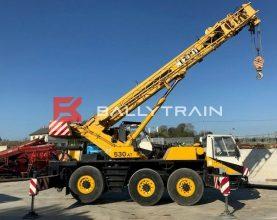 PPM 530 ATT 50T Crane