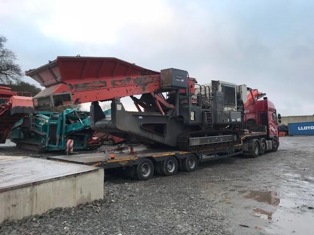 Sandvik QH331 Cone Crusher Sold - Ballytrain Plant