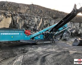 Powerscreen 2100x Screener