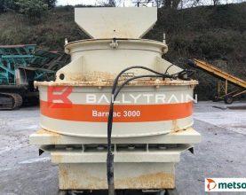 Metso Barmac 6900 Duopactor VSI
