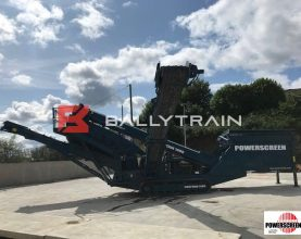 Screeners for sale | Robust, Highly Durable - Ballytrain Plant