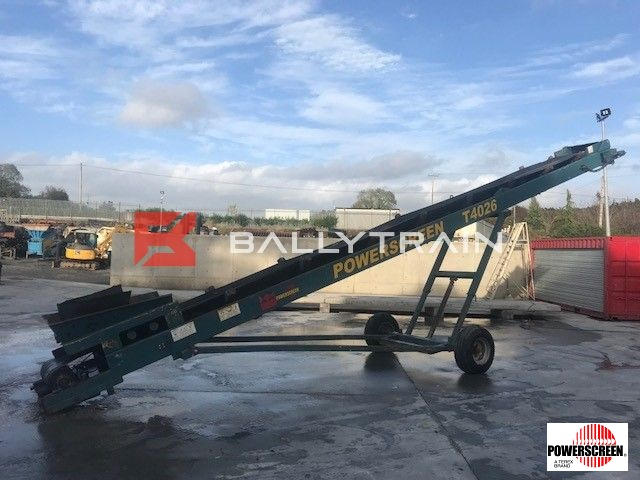 Powerscreen T4026 Mobile Conveyor