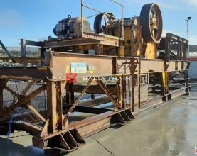 Pegson Jaw Crusher