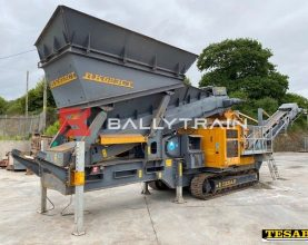 Tesab RK623CT Impact Crusher