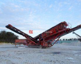 Finlay 694 Supertrak (3 Deck)