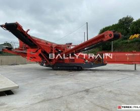 Finlay 684 Supertrak 3 Deck Screener