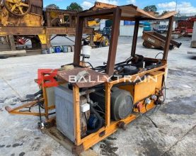 Electric / Hydraulic Power Pack