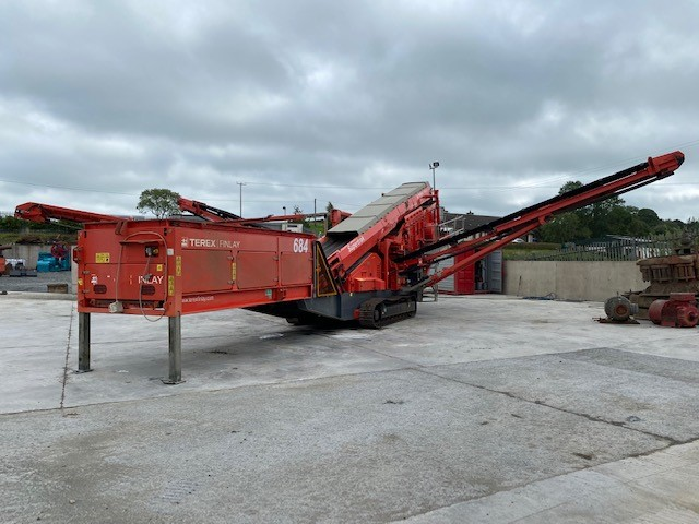 Finlay 684 3 Deck Screener for sale