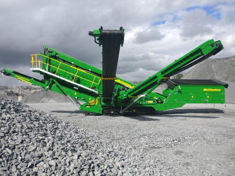 36 Tonne Screener