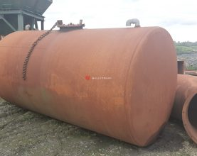 Steel tank suitable for Fuel, Water, Animal Feed