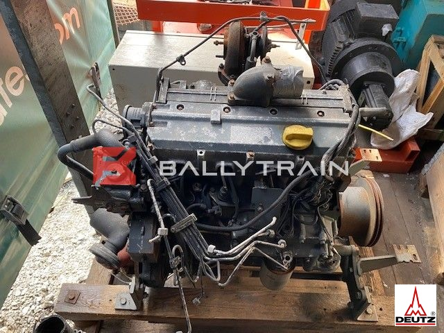 Deutz 1012 Engine