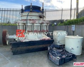 Nordberg Symons 4 1/4FT Cone Crusher
