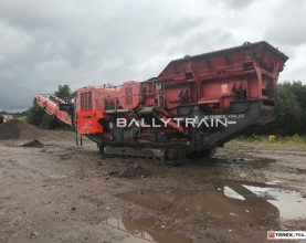 Terex Finlay J1175 Jaw Crusher