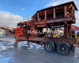 Kemco 36x24 Mobile Jaw Crusher