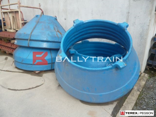 Pegson 1500 Cone Crusher (Parts Package)