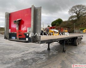 Montracon 45ft Flat Trailer