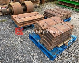 Sheepbridge Roll Crusher Wear Parts