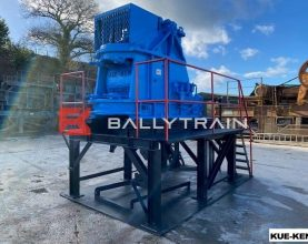 Kue Ken 75S (30X20) Jaw Crusher