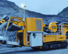 Roco RYDER 1000 Jaw Crusher