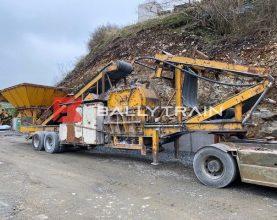 Sheepbridge 3ft Wheeled Impact Crusher