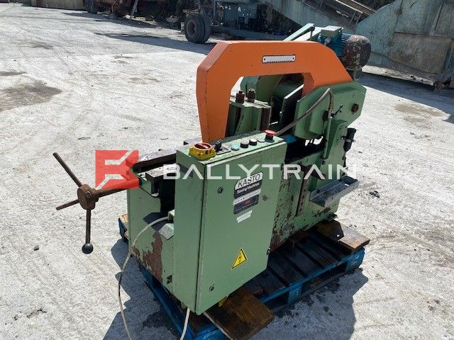 Electric Metal Sawing Machine