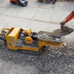 Roco RYDER1000 Jaw Crusher