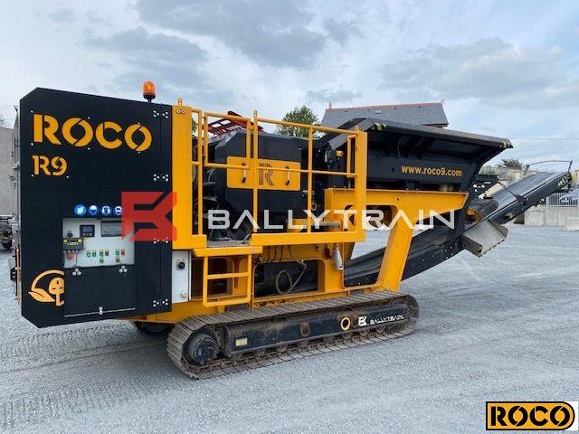 Roco R9R Jaw Crusher